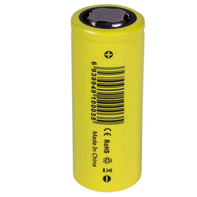 Tipo de bateria CR-123 2x