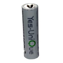 Akumulator bateria AA R6 LR6 USB 1350 mAh 1,5v litowy nowy gwarancja
