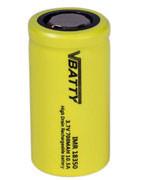 Akumulatorek 18350 10.5A o dużej pojemności